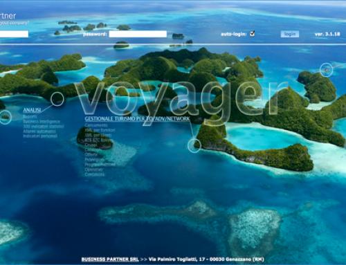 2013: Nuova versione booking engine