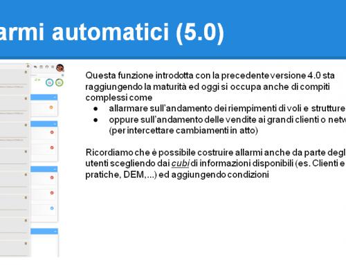 Allarmi automatici (5.0)